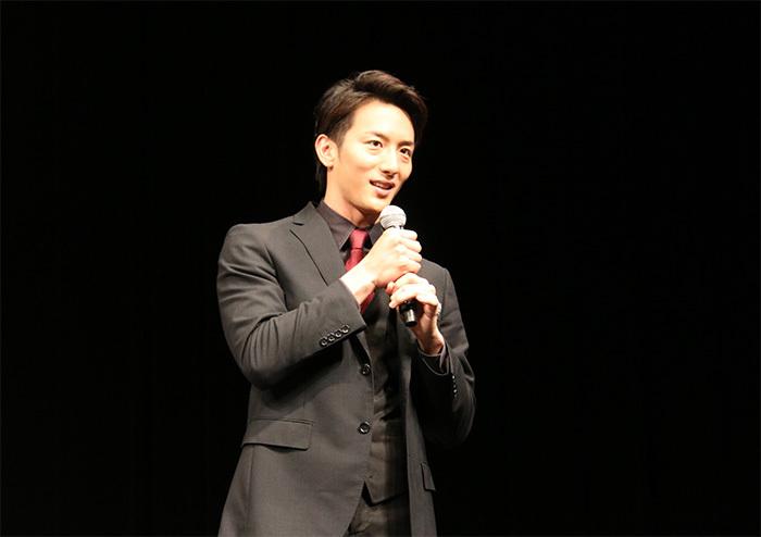 大貫勇輔「初演から3回、死のダンサーを演じさせていただき、気が付けばいちばんの古株になっていた(笑)」