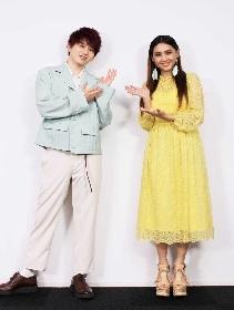 Beverly×花村想太(Da-iCE)「Endless Love」カバーMVが公開4日で10万回再生突破&メイキングを公開
