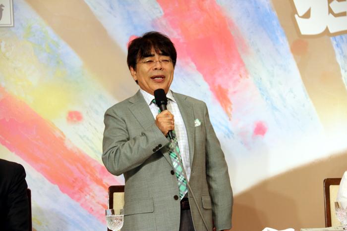 小倉久寛「今後は三宅裕司ではなく、宮本亜門さんについていこうかと(笑)」