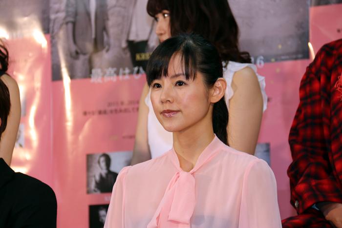 小西真奈美「最高はひとつじゃない 2016 SAKURA」