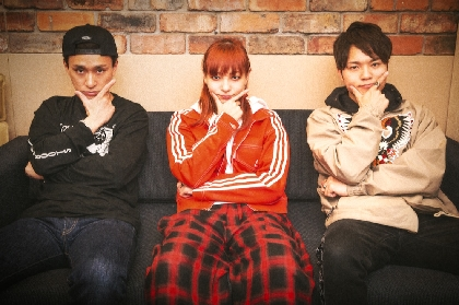 YOASOBI・Ayaseと初タッグ TTJ(東海オンエア・TOSHIMITSU、JENNI、財部亮治)、新曲「シャウト!」を配信リリース