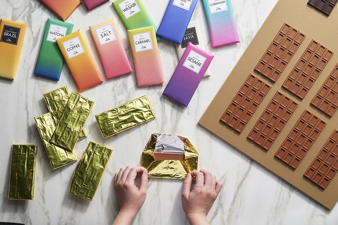 港町・横浜から世界を旅する気分で味わえる「7 Seas Chocolate」