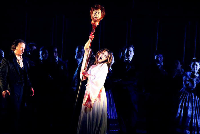 新国立劇場オペラ『ルチア』ゲネプロより