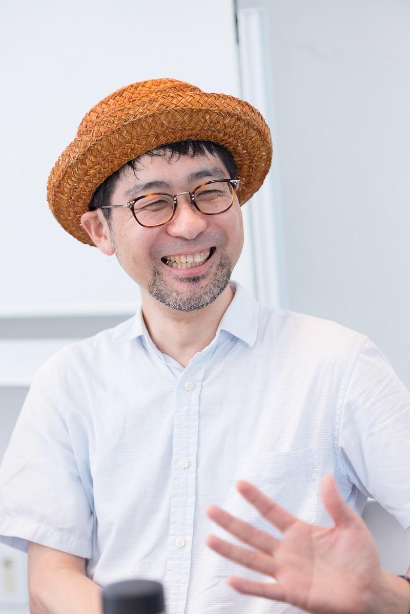 KIRINJI/千ヶ崎学 撮影=樋口隆宏