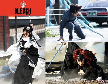 """吉沢亮、早乙女太一、""""サムライギタリスト""""MIYAVIが実写版『BLEACH』に参戦! 福士蒼汰 vs 早乙女太一が映画で実現か"""