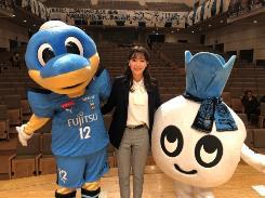 川崎フロンターレ応援番組「ファイト!川崎フロンターレ」で新MCを務める高階亜理沙