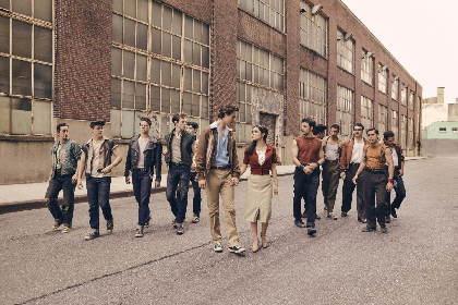 スティーヴン・スピルバーグ監督最新作『ウエスト・サイド・ストーリー』主演はアンセル・エルゴートに決定