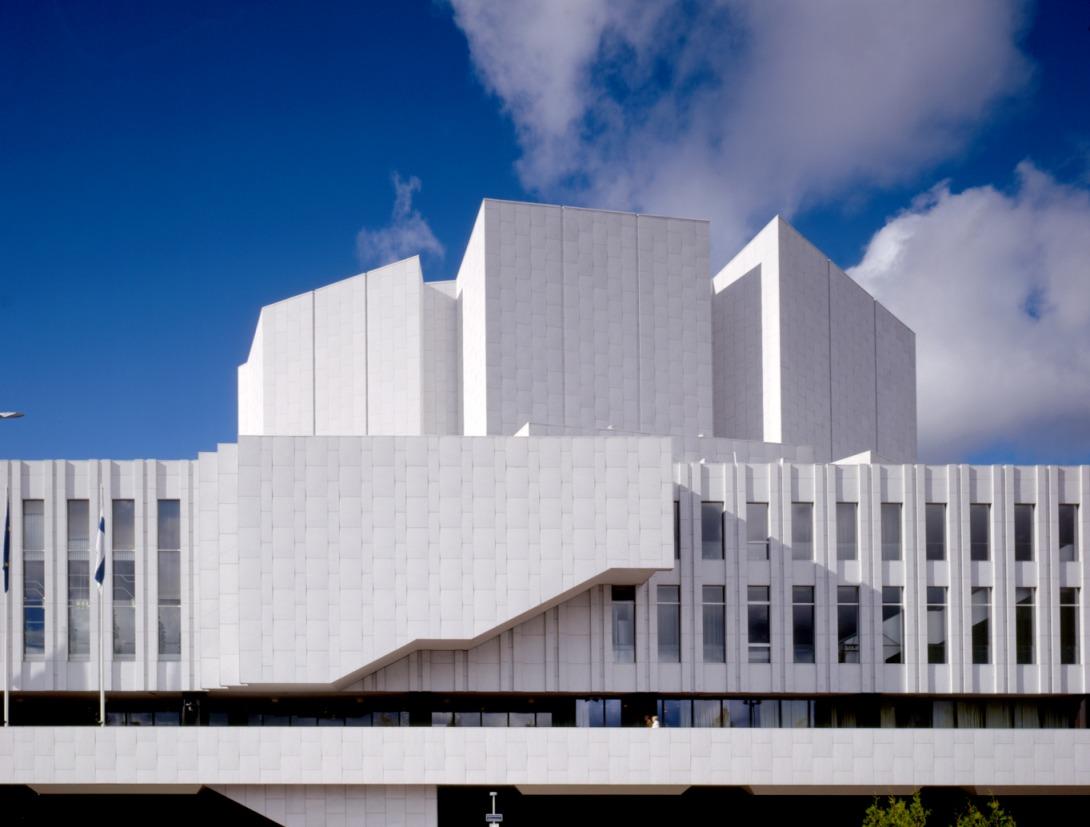フィンランディア・ホール/Alvar Aalto, 1962-71 (C)Alvar Aalto Museum, photo: Rune Sneliman