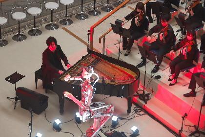 アンドロイドはオペラの夢を見るのか? 人工生命×アンドロイド「オルタ3」が新国立劇場のオペラに出演!