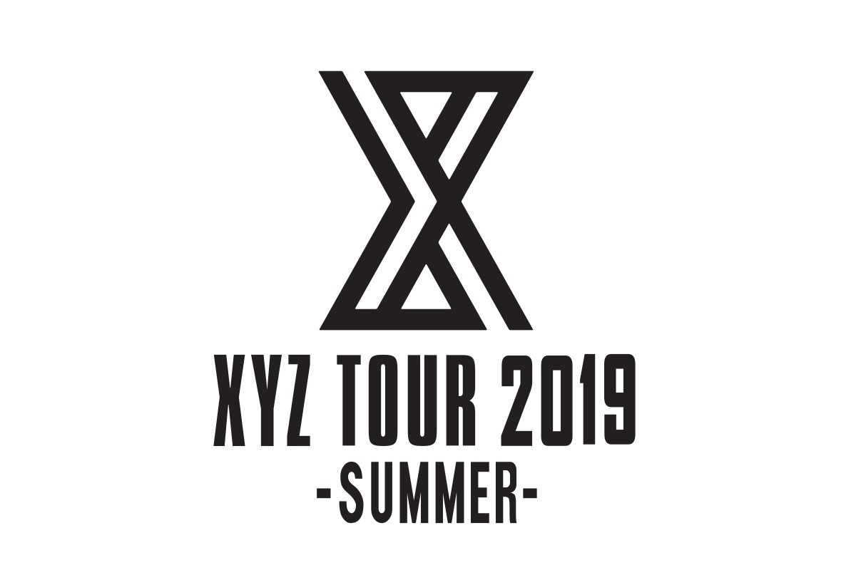 『XYZ TOUR 2019 -SUMMER-』