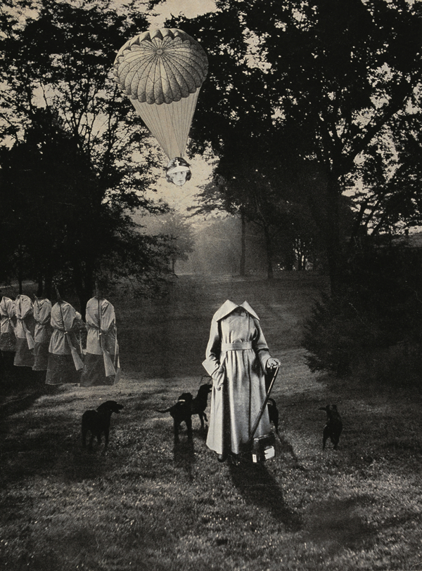 《沈黙の奇蹟》©Okanoue Toshiko, 東京都写真美術館蔵  The Miracle of Silence (C)Okanoue Toshiko, Collection of Tokyo Photographic Art Museum