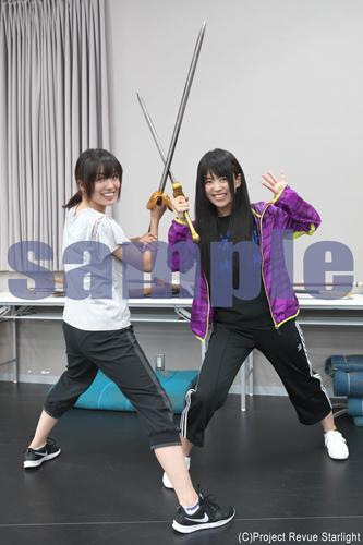 HMV特典 【真矢&クロディーヌ】L判ブロマイド