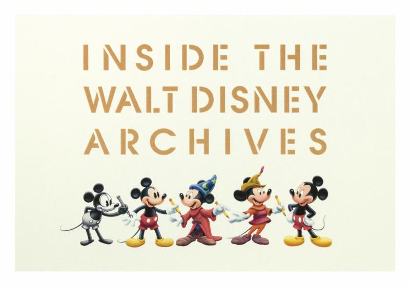 ポストカード ¥194(税込み) (C)Disney