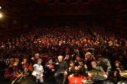 """水木一郎、デビュー50周年バースデーライブは""""マジンガーSP""""「愛してるゼーット!」"""
