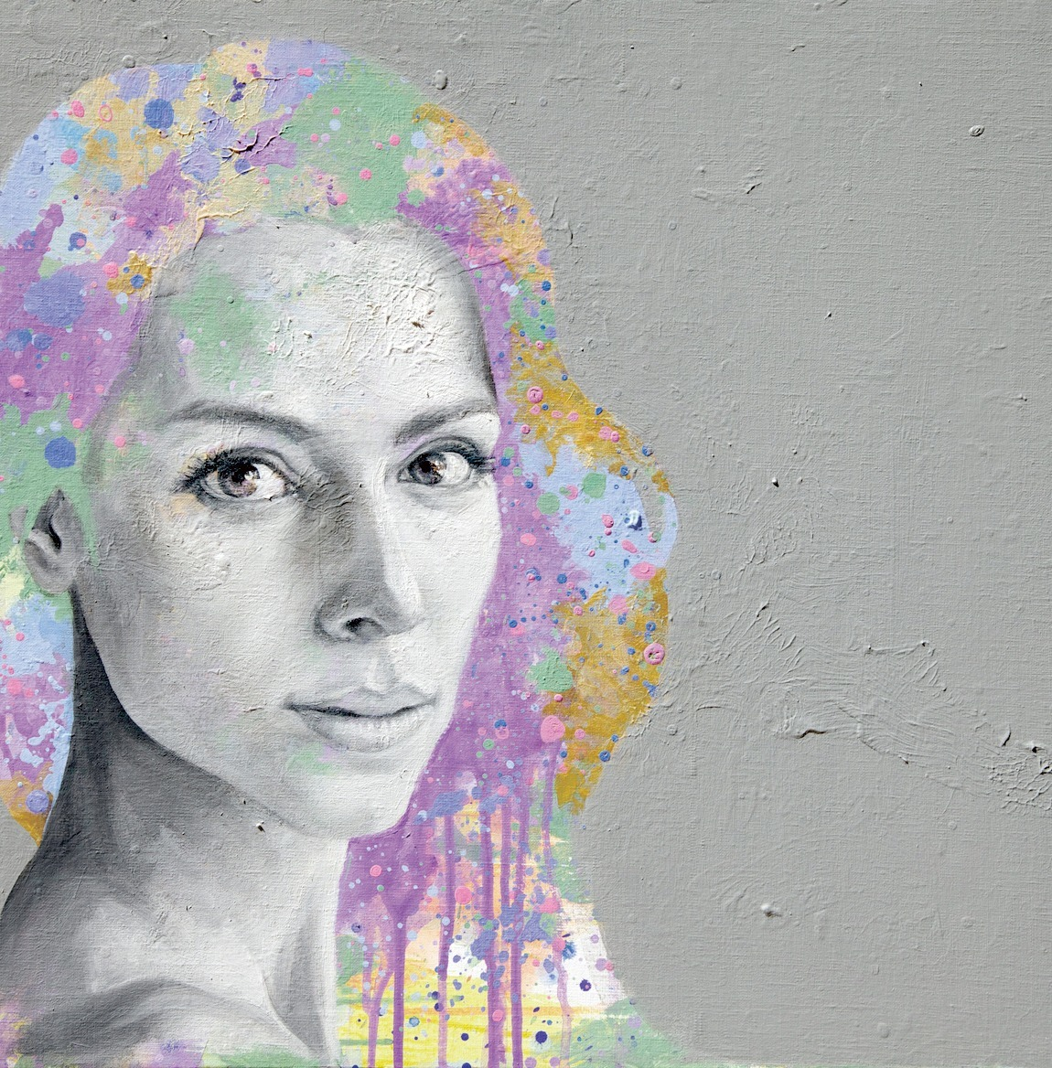 Portrait of Alma