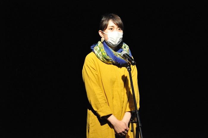 京都の期待の若手劇団「安住の地」は、7月に新作を上演。「今回がE9二度目の公演。演劇は必要なものだと思っていますし、いろんなことに気をつけつつ、いつも通り楽しんでもらえたら」と劇団代表の中村彩乃。