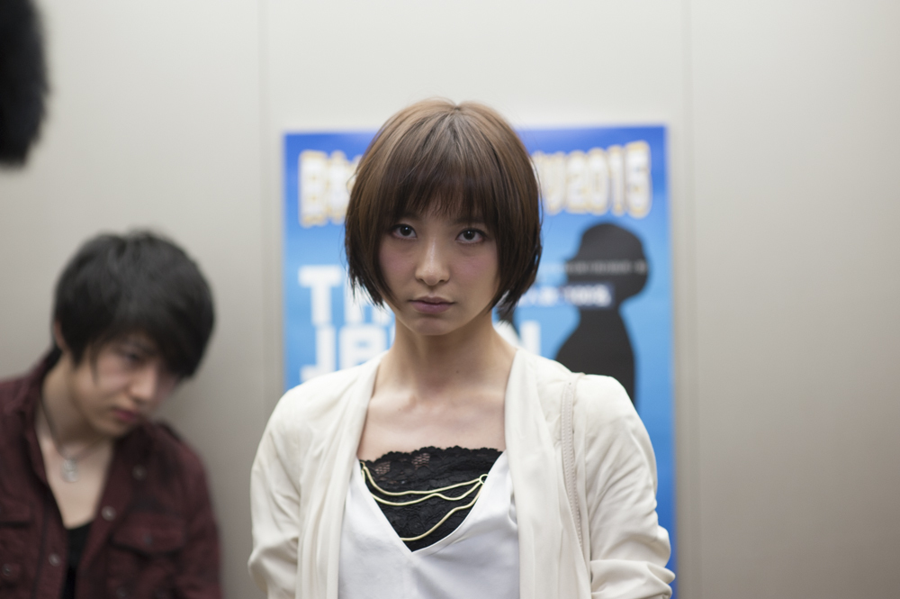 『RE:BORN』篠田麻里子 ©️「RE:BORN」製作実行委員会
