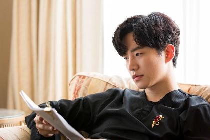 2PMジュノが一人二役、主題歌の書き下ろしも 東村アキコ原作の映画『薔薇とチューリップ』予告編を解禁