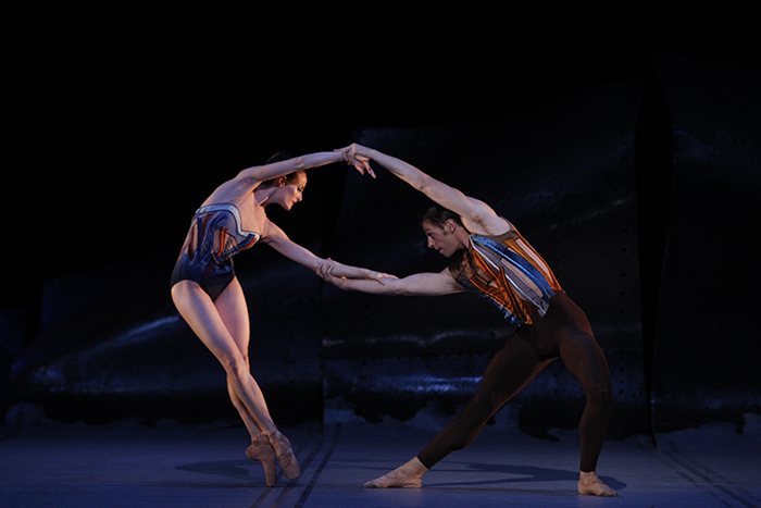 DGV(Amber Scott and Ty King-Wall, The Australian Ballet) Photography Jeff Busby