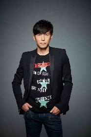 寺岡呼人、50歳の節目にニューアルバムをリリース「新たな旅の始まりを告げるアルバムが出来上がりました」