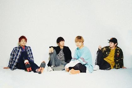04 Limited Sazabys、今週末の17日(土)にLINE LIVEで急遽生配信決定