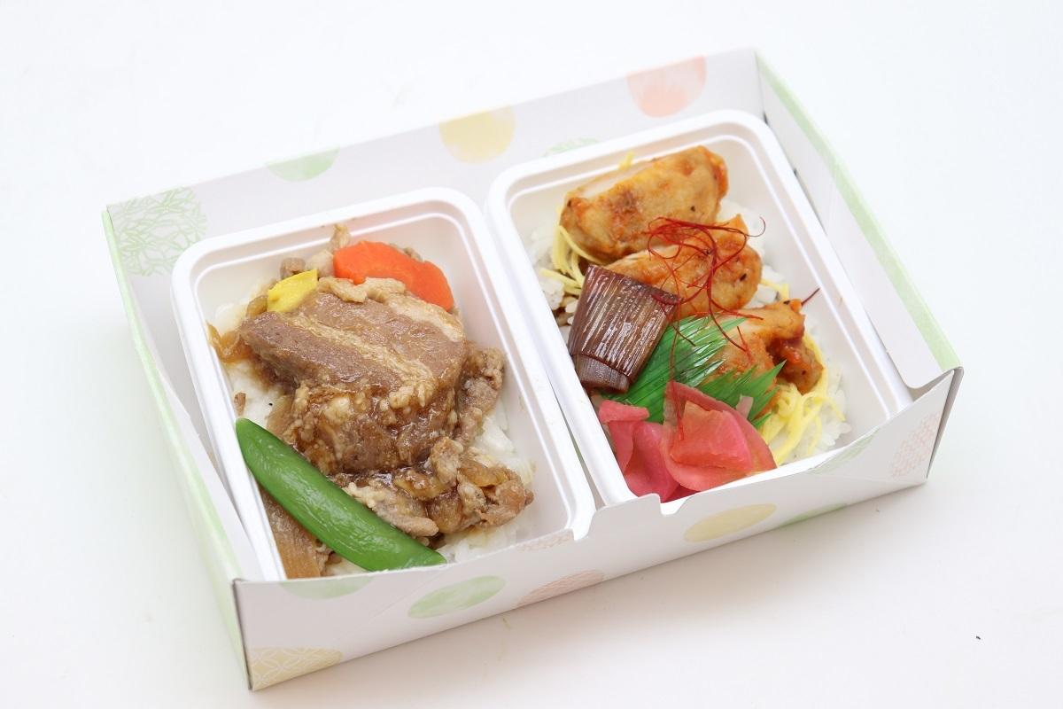 ミニ機内食弁当/ジャパニーズセット