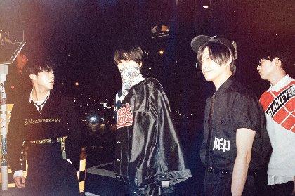 indigo la End 2マンツアー・ゲストバンド第一弾発表で くるり、安藤裕子、ふくろうず