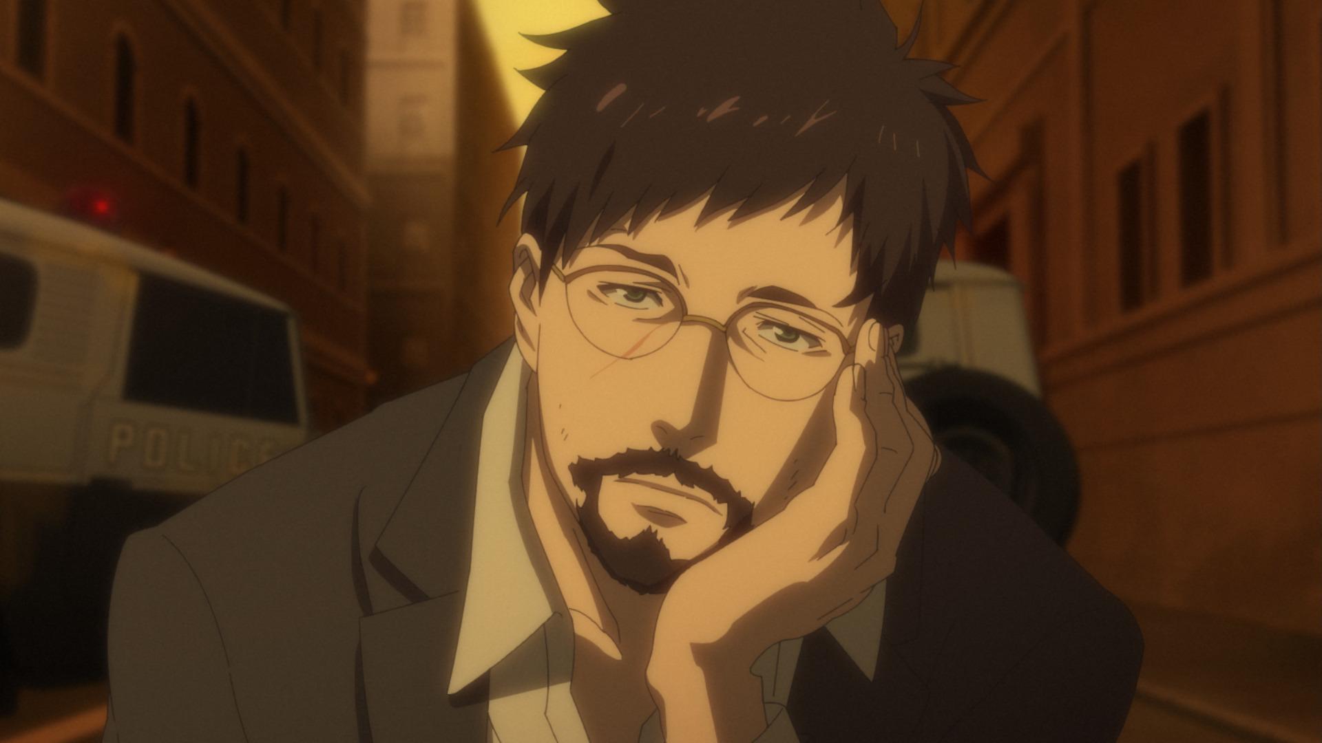 キース(CV:平田広明) (C) Kazuto Nakazawa / Production I.G