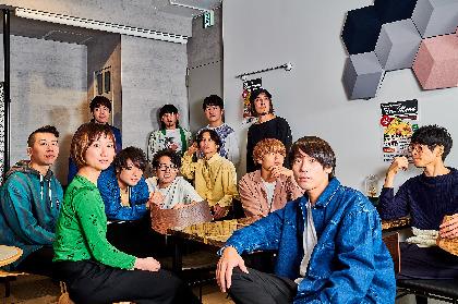 東京カランコロン、SAKANAMON、マカロニえんぴつが所属するレーベルによるイベント『TALTOナイト2020 東阪福ツアー』の開催が決定