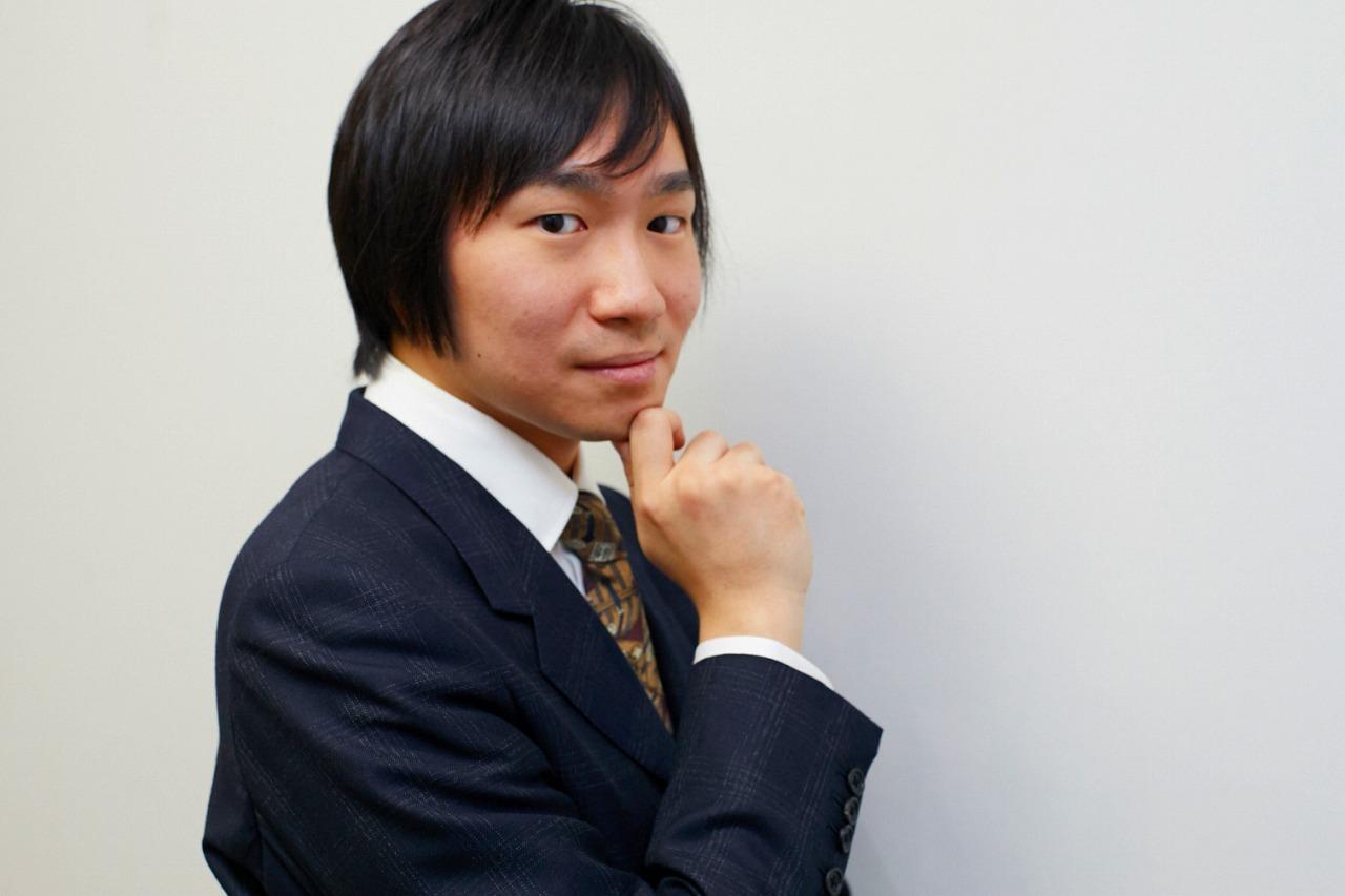 阪田知樹  撮影=岩間辰徳