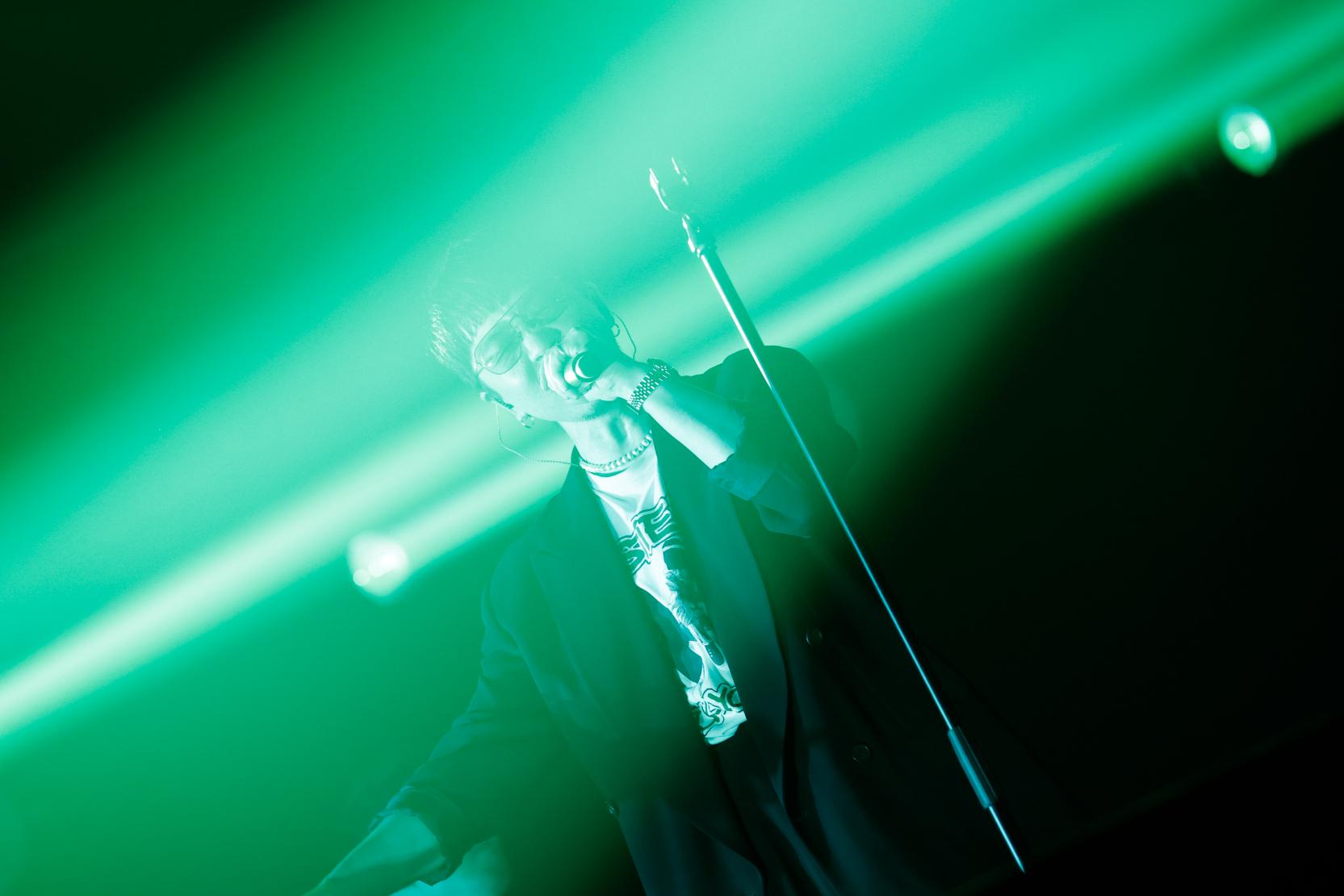 Nulbarich photo by Tsukasa Miyoshi (Showcase)