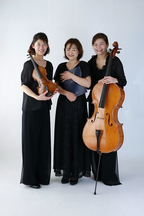 ベルリン留学の経験を持つ3人によるピアノ三重奏団、ベルリントリオ