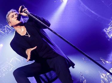 吉川晃司、建設中の五輪会場でツアー追加公演「オリンピックの会場となる場所で歌うのは身震いします」