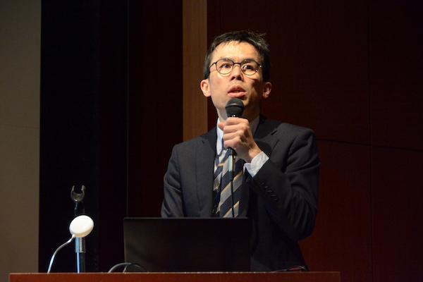 東京国立博物館の市元 塁主任研究員