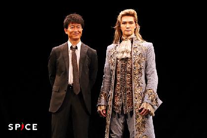 「心が動いて、活力になるような舞台に」 ジェシー(SixTONES)、寺脇康文らによる『スタンディングオベーション』が開幕