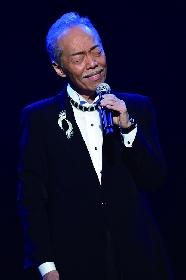 谷村新司、2018年に国立劇場で開催されたリサイタルの模様をWOWOWで放送決定