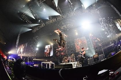 "ONE OK ROCK『2015""35xxxv""JAPAN TOUR』追加公演・1日目をレポート"