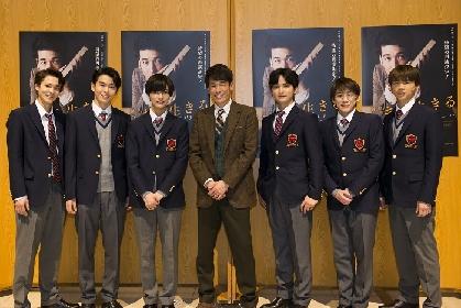 佐藤隆太主演 舞台『いまを生きる』が開幕 キャストコメントと舞台写真が到着