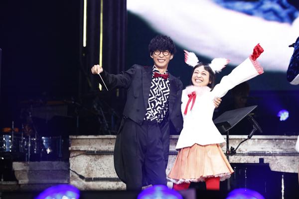 けものフレンズwithオーイシマサヨシ (C)Animelo Summer Live 2019
