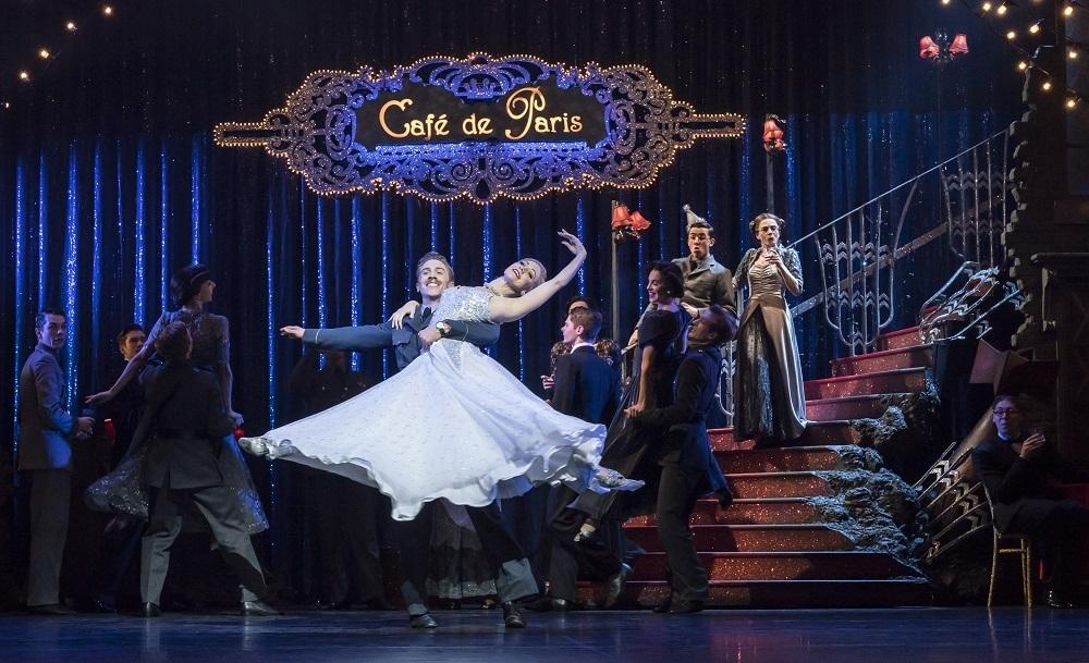 Matthew Bourne's Cinderella Photo by Johan Persson