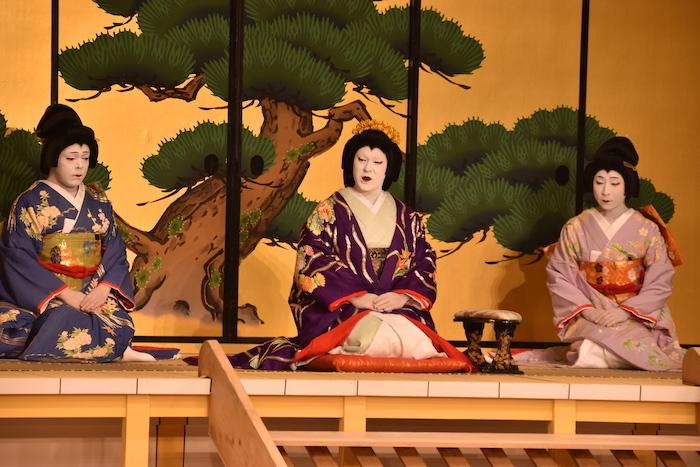 市川海老蔵第五回自主公演「ABKAI 2019〜第一章 FINAL〜『SANEMORI』」ゲネプロの様子