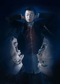 小栗旬がシニカルに微笑み、横田栄司、吉田鋼太郎が叫ぶ 『ジョン王』のメインビジュアル&ソロビジュアルが解禁