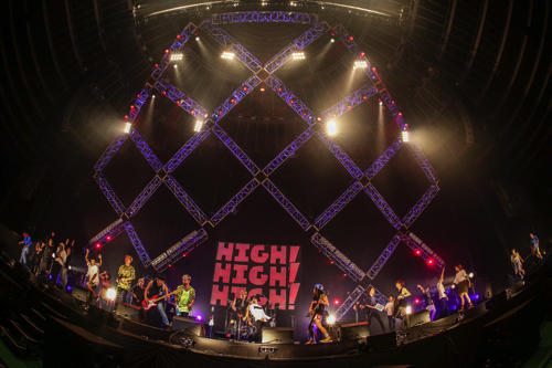 ROCK KIDS 802 with T☆SPECIAL ACT