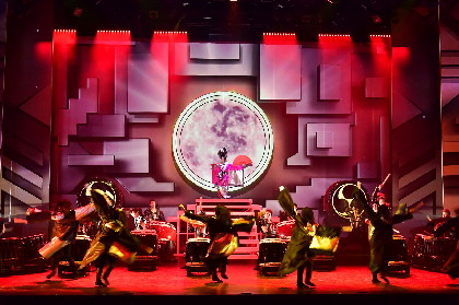 DRUM TAO『ドラムロック 疾風』東京公演上演中! 日本の伝統楽器×ロックのコラボで熱いビートがさく裂