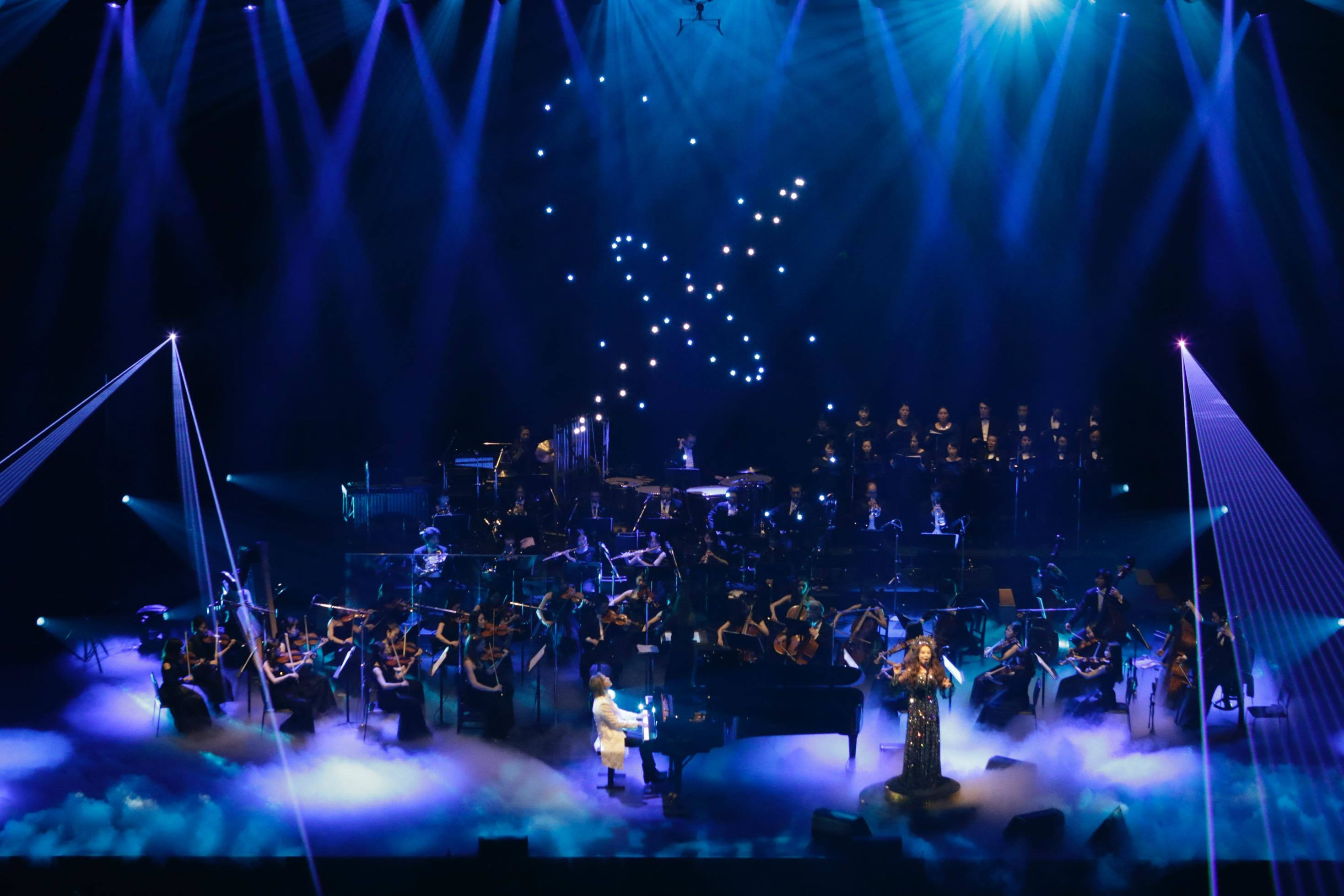 『YOSHIKI CLASSICAL 2018 〜紫に染まった夜〜 YOSHIKI with Philharmonic Orchestra』