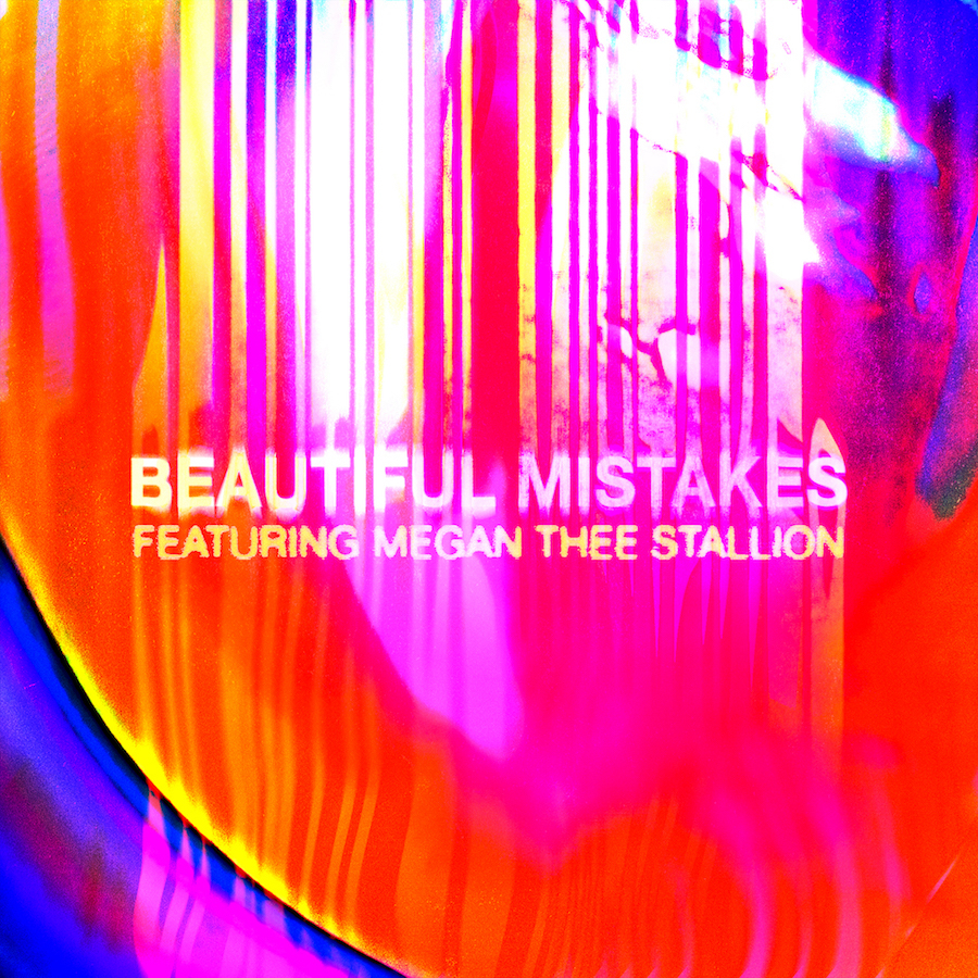 「Beautiful Mistakes ft. メーガン・ザ・スタリオン」