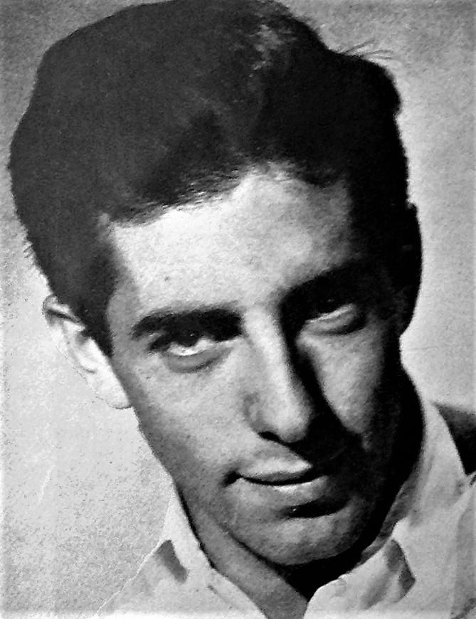 ジェローム・ロビンス(1951年撮影)