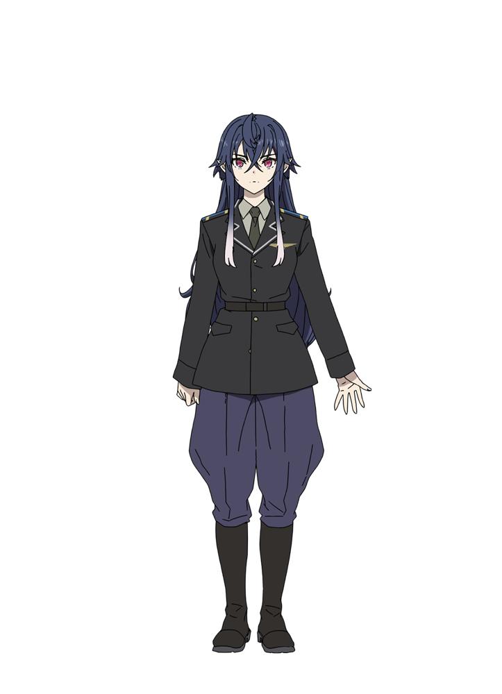 (C) 牧野圭祐・小学館/「月とライカと吸血姫」製作委員会