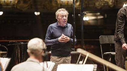 アンドリュー・ロイド・ウェバー、新作のリリースが急遽決定 代表作をシンフォニック・アレンジし英国最古の王立劇場でレコーディング