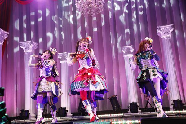 寝ても覚めてもDREAMIN' GIRL_メルティックスター (C) T-ARTS / syn Sophia / テレビ東京 / PCH3製作委員会